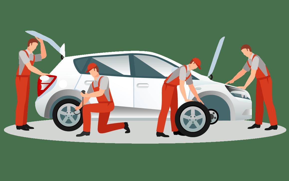Servicios Automotrices a Domicilio